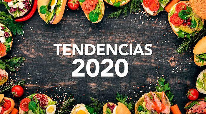 Tendencias Alimentos 2020